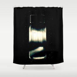 Evidence #001 Shower Curtain