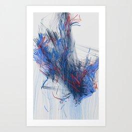 BRU-14/WIP-012 Art Print
