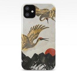Elegant Flight II iPhone Case