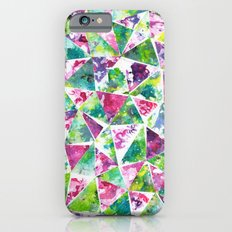 COLLAGE LOVE: Funky Triangles iPhone 6s Slim Case