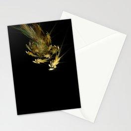 Spiral Swarm Stationery Cards
