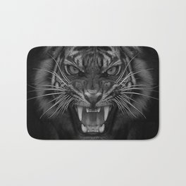 Heart of a Tiger Bath Mat