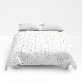 Forest Confetti Comforters