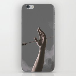 One of his kisses iPhone Skin