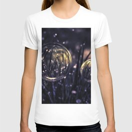Bubbles on the Ground T-shirt