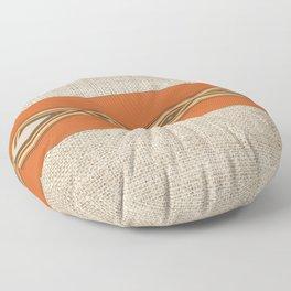 Southwestern Earth Tone Texture Design Floor Pillow