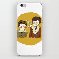 I Like You Maude iPhone & iPod Skin