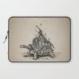 Tortoise Town Laptop Sleeve