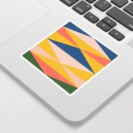 Minimal Southwestern Summer Sticker