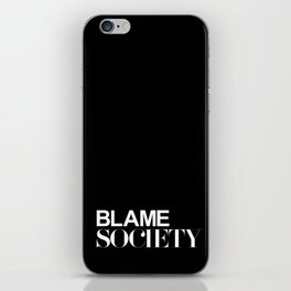 Quote iPhone Skin