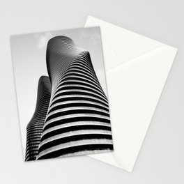 Modern Architecture | Minimalism | Buildings Stationery Cards