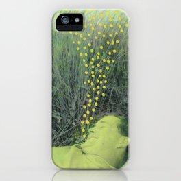 Tempi Residui - C4 - 0007 iPhone Case