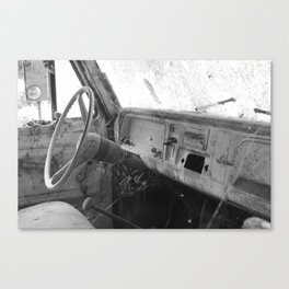 CHEVY '63 APACHE Canvas Print