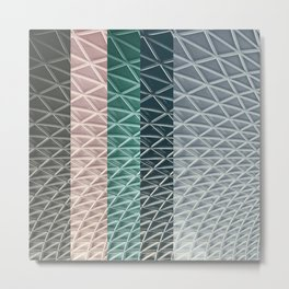 CANOPY COLLAGE 01C  Metal Print