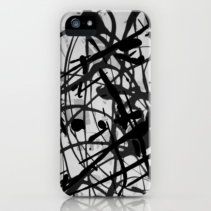 All Over The Place 2.0 iPhone Case