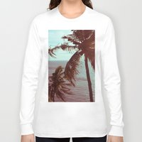sunshine Long Sleeve T-shirts featuring sunshine by Farkas B. Szabina