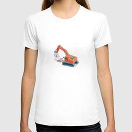 Croco Digger T-shirt