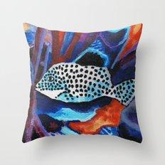 Fish 6 - Series 1 Throw Pillow