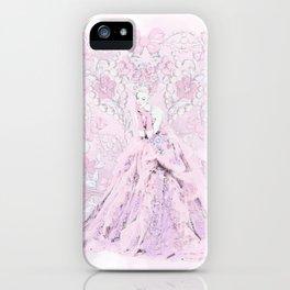 Rococo Marie iPhone Case