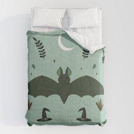 Aesthetically Halloween Comforters