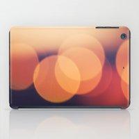 bokeh iPad Cases featuring Bokeh by Benedek Varga