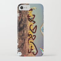 hollywood iPhone & iPod Cases featuring hollywood  by Edouard Campos