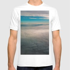 Like pillows MEDIUM Mens Fitted Tee White