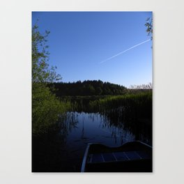 Escape to Denmark  Canvas Print