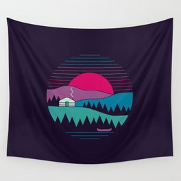 Back To Basics Wall Tapestry