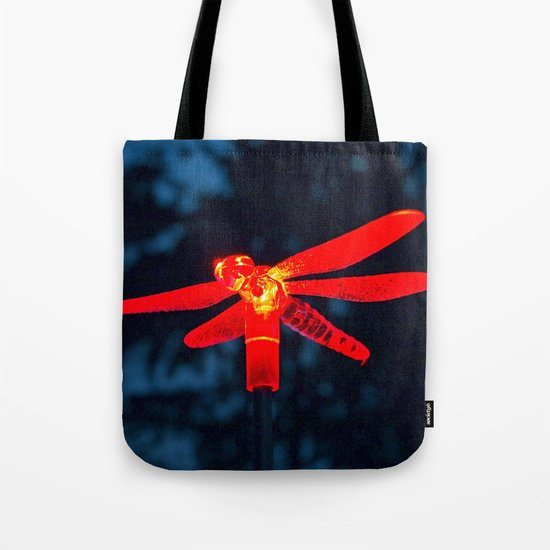 Night flyer Tote Bag