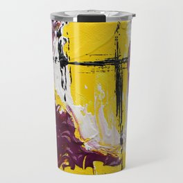 Mini Series [Rouge Yellow] Travel Mug