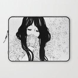 Flower Scarf Laptop Sleeve