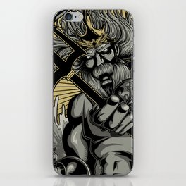 Poseidon iPhone Skin