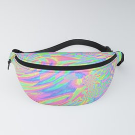 Rainbow Fuster Cluck Fanny Pack