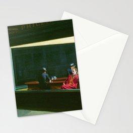 Hopper's Nighthawks & Joker  Stationery Cards