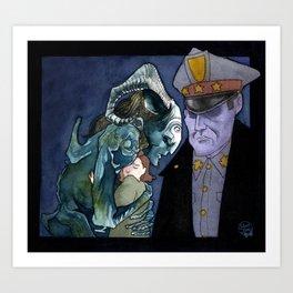 Pan's Labyrinth - Fathers Art Print