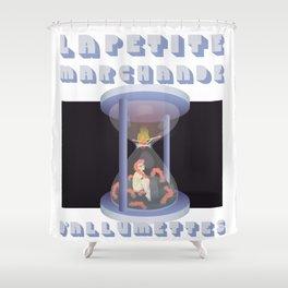 La Petite Marchande d'Allumettes Shower Curtain