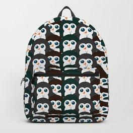 Penguin gathering Backpack