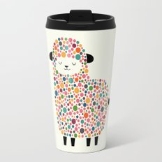 Bubble Sheep Travel Mug