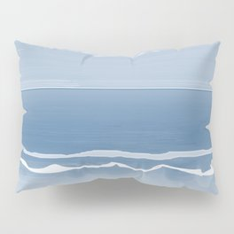 In Paradise Labyrinth Andre Bloc Pillow Sham