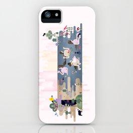 Peek-a-Boob iPhone Case