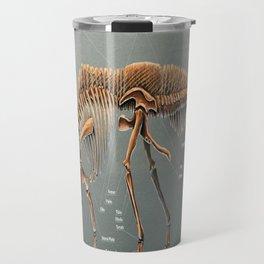 Olorotitan Skeletal Study Travel Mug