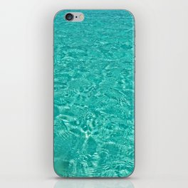 Aqua Heaven iPhone Skin