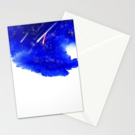 beautiful disaster Stationery Cards