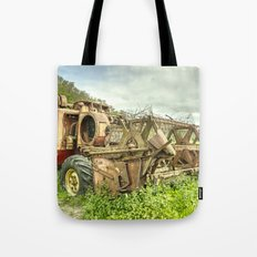 The abandoned Combine Tote Bag