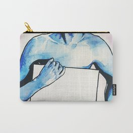 Yet Unwritten Carry-All Pouch