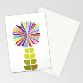 70ies flower No. 2 Stationery Cards