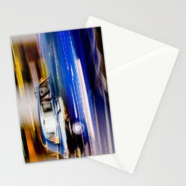 Taxi Light Stationery Cards