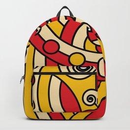 maasai lion Backpack