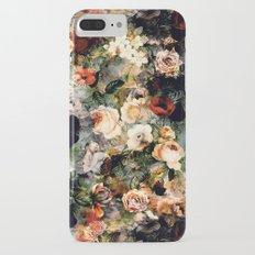 Floral Pattern RPE120 iPhone 7 Plus Slim Case